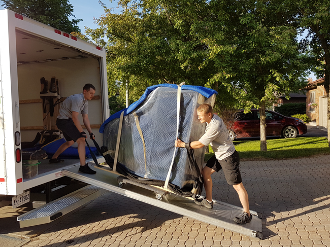 Piano movers in Toronto