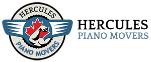 Moving Company Hercules Logo