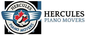 Moving Company Hercules Logo